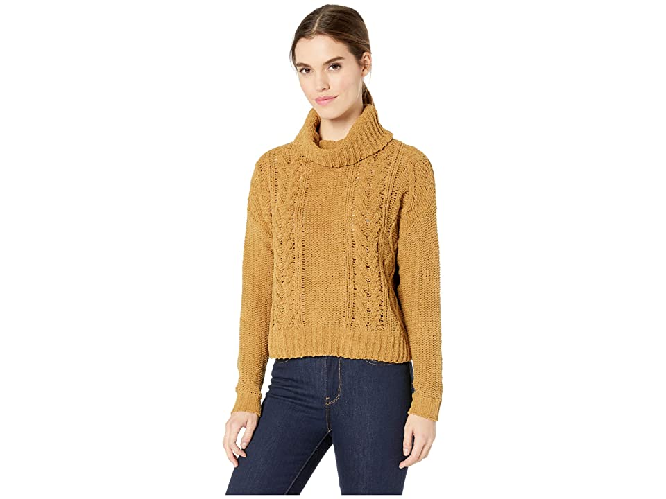 Billabong On A Roll Sweater (Beeswax) Women