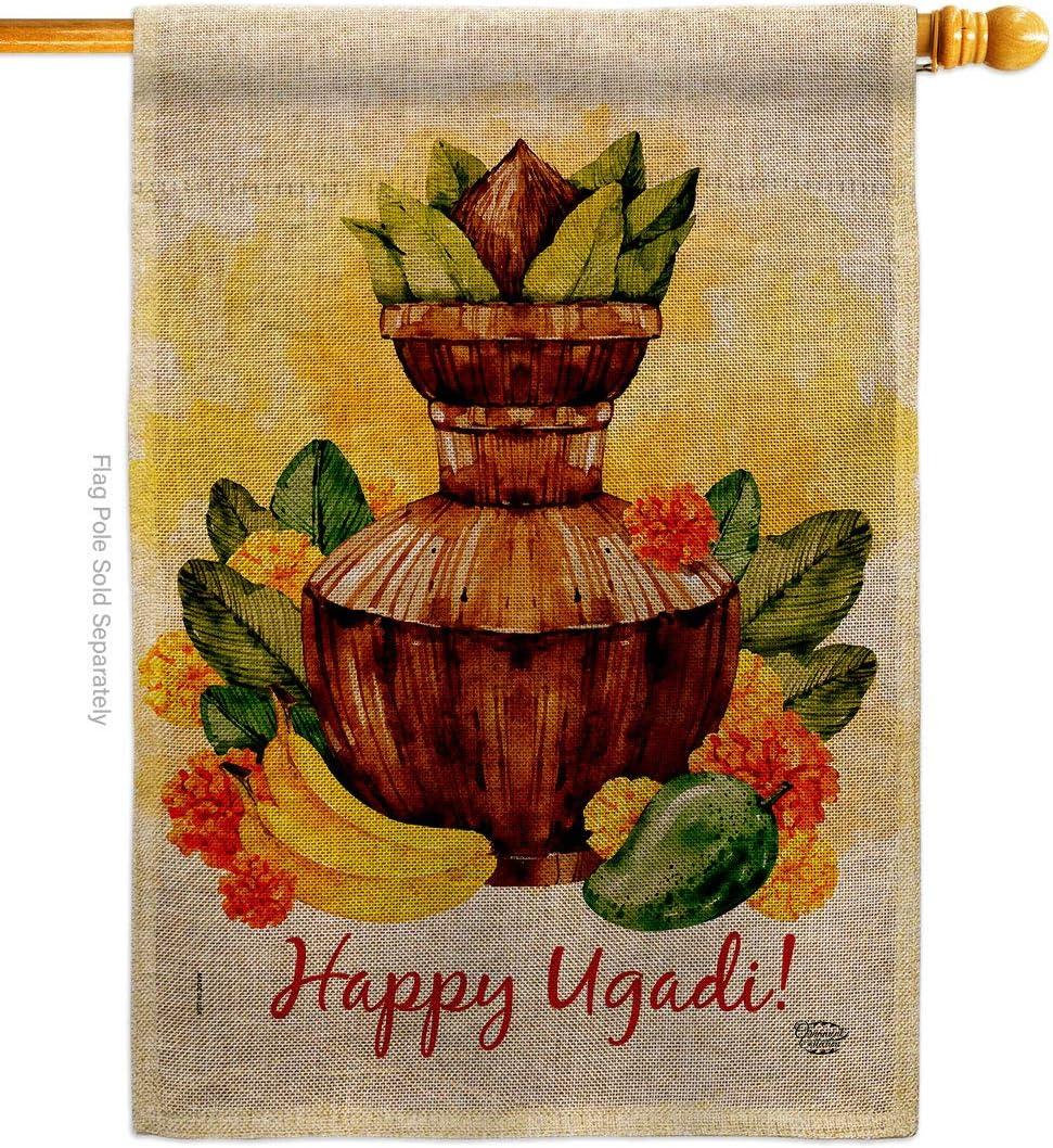 Ornament Collection Ugadi Burlap House Hope Faith Flag Religious Max 55% OFF Rapid rise