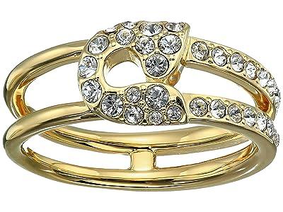 Swarovski So Cool Pin Ring (White) Ring