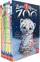 Zoe's Rescue Zoo Collection Amelia Cobb Series 2 : 6 Books set pack (The Lucky Snow Leopard,The Eager Elephant,The Silky S...