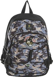 National Geographic Backpack for Men, Multi Color, N01107.39