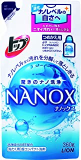 トップ NANOX(ナノックス) つめかえ用 360g