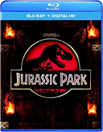 Jurassic Park (Blu-ray with DIGITAL HD) [Importado]