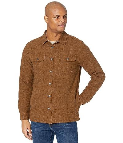 Prana Dock Jacket (Walnut) Men