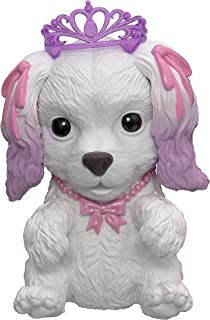 Little Live OMG Pets Have Talent - Soft Squishy Interactive Puppy That Comes to Life, Sings, Cries and Eats - Ballerina