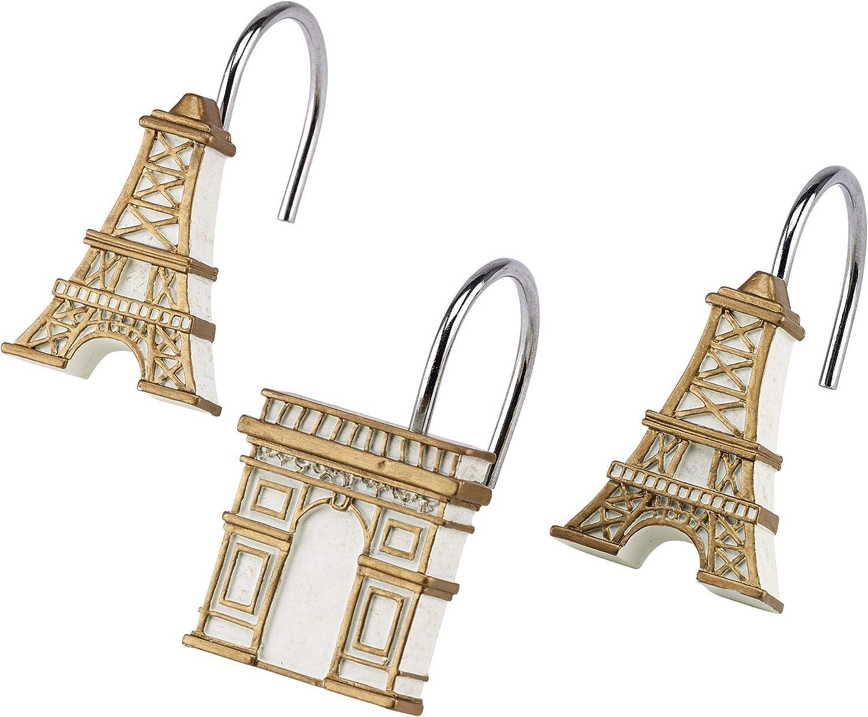 Avanti Linens Paris SALENEW very popular! Botanique NEW Multi Shower Hook