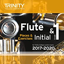 Initial & Grade 1 Flute Pieces for Trinity College London Exams 2017-2020