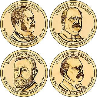 2012 presidential gold dollars