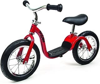 Kazam Step Through Balance Bike Scooter for 2-5 Years, Red