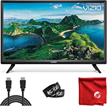 $279 » VIZIO D-Series 32-Inch Class 1080p Full HD LED Smart TV (D32F-G1/D32F-G4) with Built-in HDMI, USB, SmartCast, Voice Control Bundle with XRYX 6.5 ft HDMI Cable and Accessories