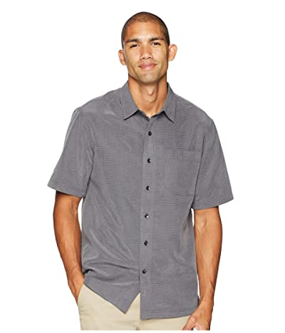 Royal Robbins Desert Pucker S/S (Asphalt) Men