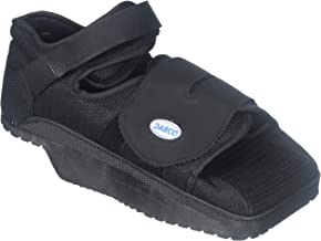Complete Medical Heel Wedge Healing Shoe, Large, 0.94 Pound