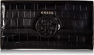 GUESS Kamryn Croc Multi Clutch Wallet