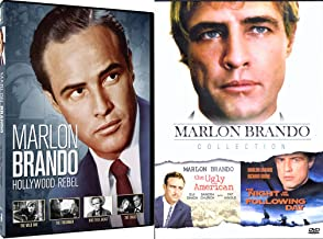 The Hollywood Rebel Marlon Brando 6-Movie Collection - The Wild One, The Freshman, One-Eyed Jacks, The Chase, The Ugly American & The Night of the Following Day Bundle