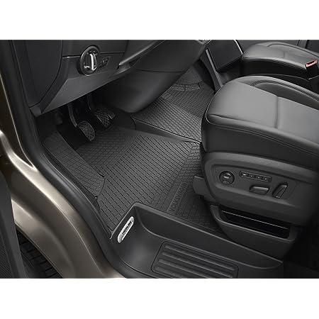 Volkswagen 7h1061500d82v Allwettermatten 3x Gummimatten Vorn Schwarz Gummi Fußmatten Nur Facelift T6 1 Auto