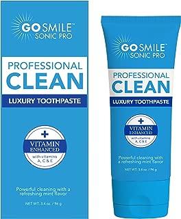 GoSmile Luxury Toothpaste, Mint, 3.4 Ounce