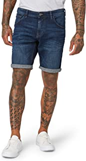 Tom Tailor Denim (NOS) Baumwoll Denim Jeans Shorts/Kurze Hose Pantalones Cortos para Hombre