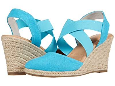 Me Too Brinley (Turquoise Canvas) Women
