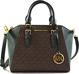 Michael Kors Ciara Medium Messenger Crossbody Bag Purse Handbag