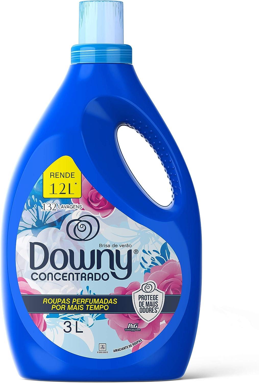 Amaciante Concentrado Downy Brisa de Verão – 3L, Downy