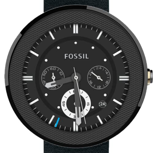 Fossil Ion Plate Android Wear WatchFace