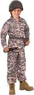Forum Novelties Desert Soldier Child Costume, Medium