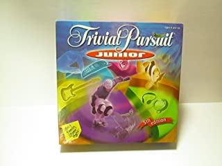 Hasbro Gaming Trivial Pursuit Junior Game (5th Edition)