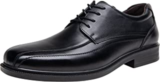 Sponsored Ad - JOUSEN Men's Oxford Leather Dress Shoes Formal Shoes for Men