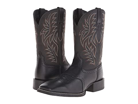 2a7d4307edc Ariat Sport Western Wide Square Toe at Zappos.com