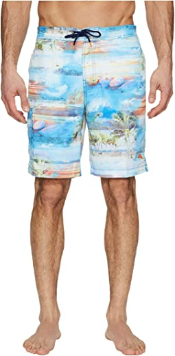 Tommy Bahama - Baja Electric Beach Swim Trunk