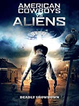American Cowboy vs Aliens