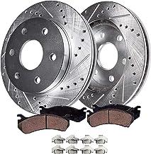 For 2004-2009 Cadillac SRX Brake Pad and Rotor Kit Rear Centric 75469JR 2006