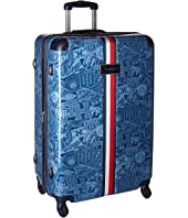"Tommy Hilfiger TH-658 Varsity 29"" Upright Suitcase"