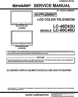 Best sharp lc 46d62u manual Reviews