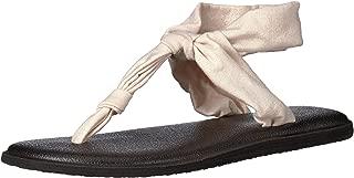 Sanuk Women's Yoga Sling Ella Metallic Flip-Flop