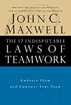 The 17 Indisputable Laws of Teamwork- Lunch & Learn