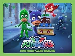 PJ Masks - Birthday Cake Rescue