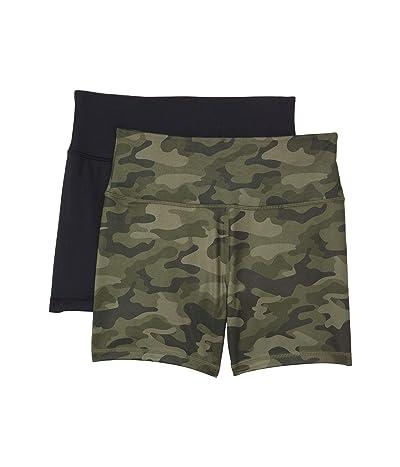 Jockey Active 2-Pack High-Waist Bike Shorts 5
