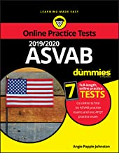 2019 / 2020 ASVAB For Dummies with Online Practice (For Dummies (Career/Education))