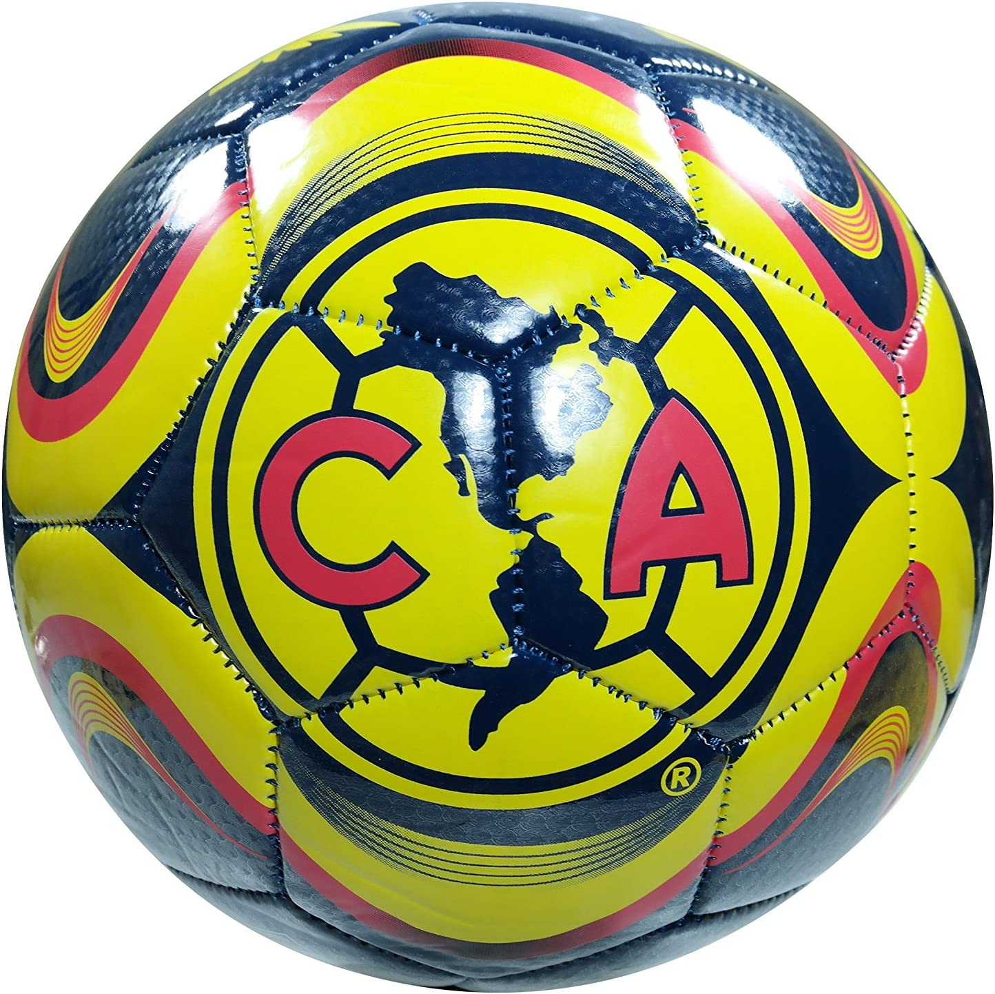 Club America Authentic Official Licensed Soccer 5-05-5 Year-end annual account Ball Size Popular shop is the lowest price challenge