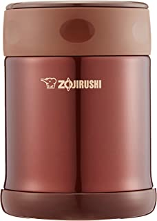 ZOJIRUSHI 象印 不锈钢闷烧杯 350ml 褐色 SW-EE35-TD