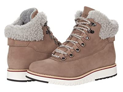 Cole Haan Zerogrand Explorer Hiker (Twilight Mauve Nubuck) Women