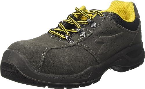 Diadora FFaible Ii Faible S1p, Chaussures Chaussures de travail mixte adulte, gris (gris Gabbiano Scuro), 39 EU