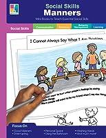 Key Education | Social Skills Mini-Books Manners | Grades PK–2, Printable