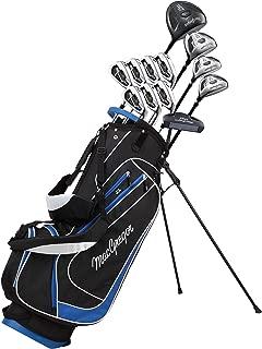 MacGregor Golf 2018para Hombre DCT2000Juego Completo de Paquete–Negro/Azul