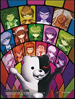 Danganronpa 3D Lenticular Wall Art Poster With Frame