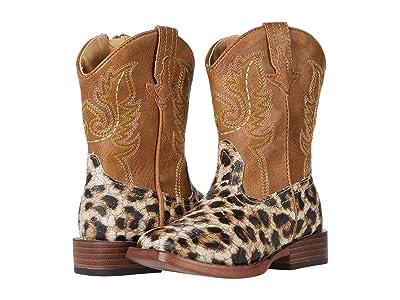 Roper Kids Glitter Leopard (Toddler)
