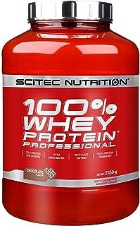 comprar comparacion Scitec Nutrition 100% Whey Protein Professional Chocolate 2350 g
