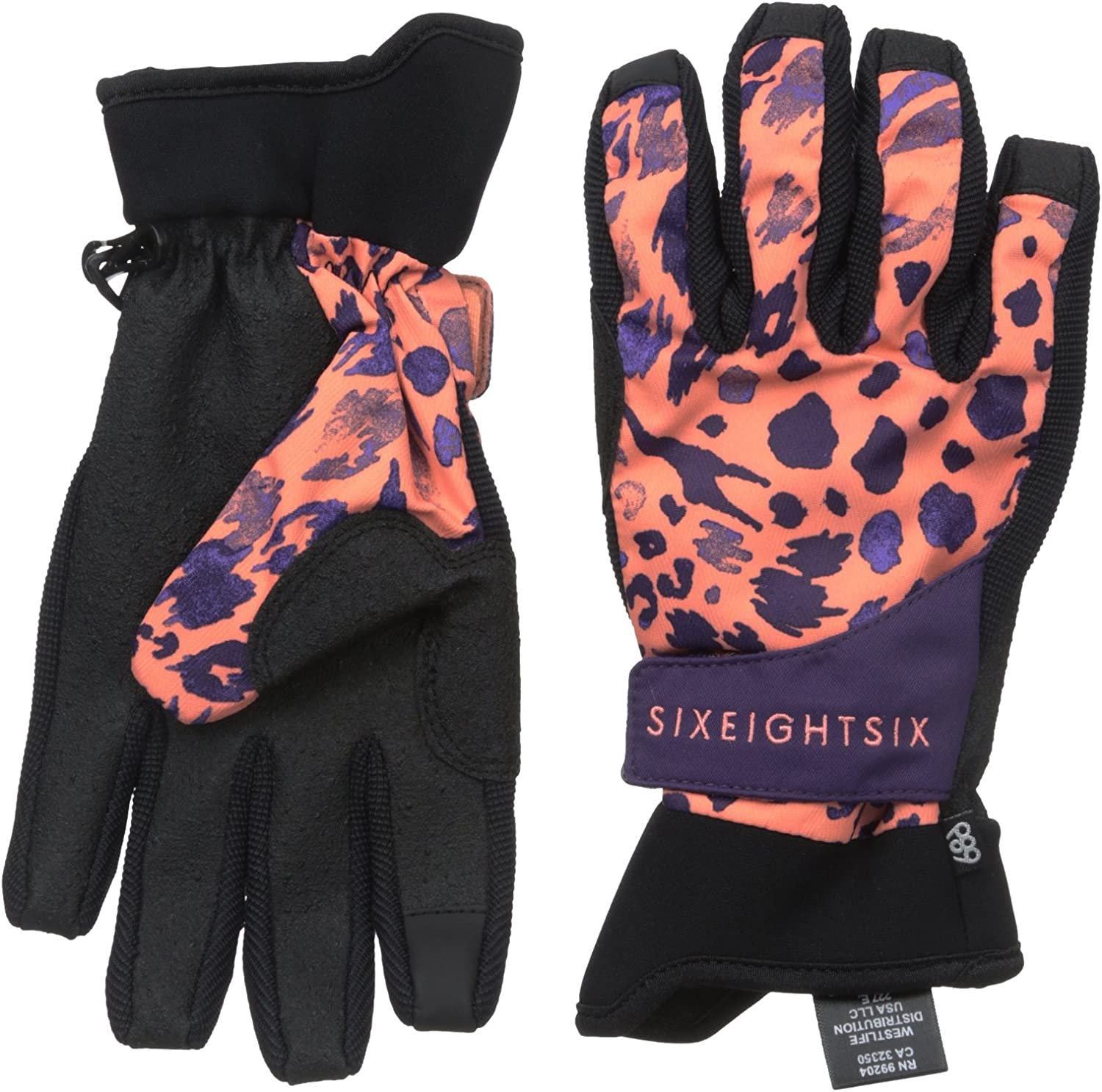 Our Max 68% OFF shop most popular 686 Women's Rhythm Glove Pipe