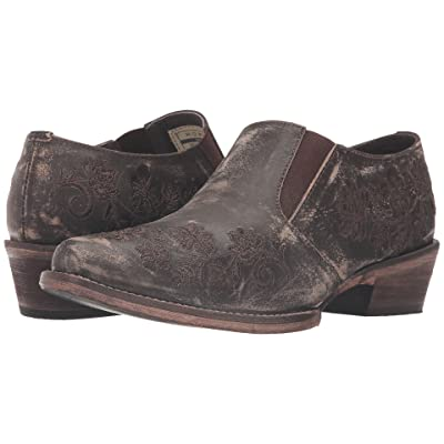 Roper Emerson (Brown Sanded Leather) Women